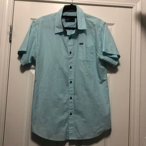 ZOOYORK men's large button down shortsleeved shirt